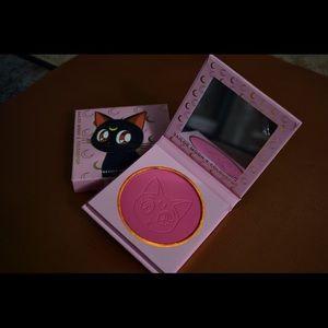 """Over the Moon"" Blush by Sailormoon x Colourpop"